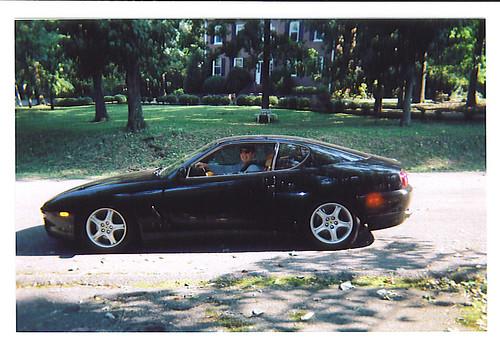 Paul Hegert - 2000 Ferrari 456M GT