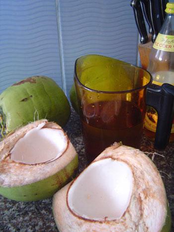 coconut-shell&juice