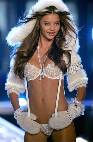 Miranda Kerr Australian supermodel