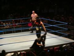 Smackdown! - Palaverde, Villorba 20-4-2007 (streetspirit73) Tags: italy wrestling wrestler kane treviso smackdown superstars undertaker villorba ecw palaverde
