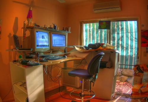 Jaymis' Workspace, HDR Stylee