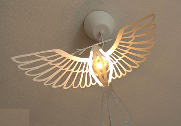 Chen Karlsson Bird Light