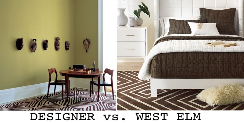 Inspired by The Rug Company