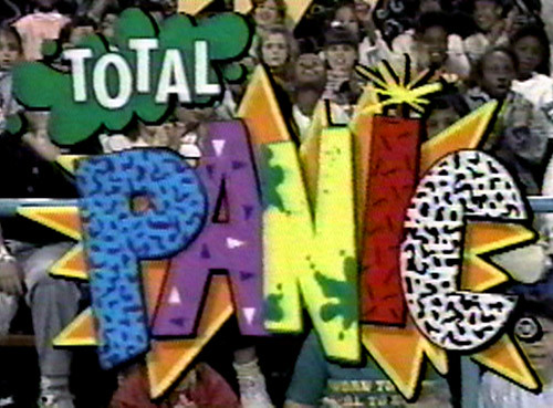 (1989) Total Panic show on Nickelodeon – GameBoy Preview