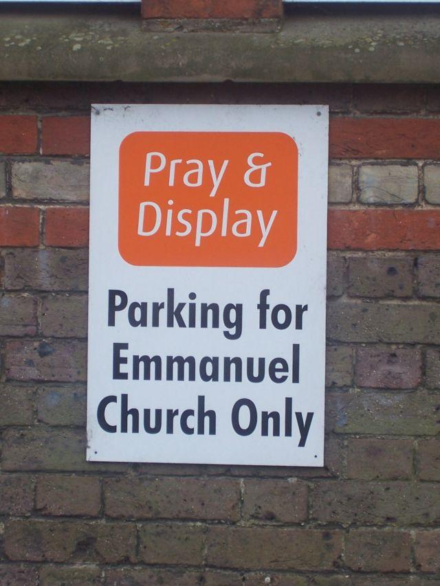 Pray and Display