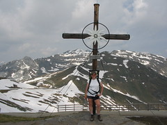Top of Wanglspitze (Dave Hanmer) Tags: mountain alps walking austria tirol cross hiking peak alpine summit alpen tyrol zillertal mayrhofen ziller penken rastkogel wanglspitze davehanmer davidhanmer