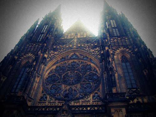 St.Vitus Cathedral, Prague