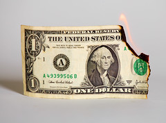 Money to Burn 2 (RichLegg) Tags: money burning flame burn dollar leggnet legg leggnetcom richlegg richlegg wwwleggnetcom