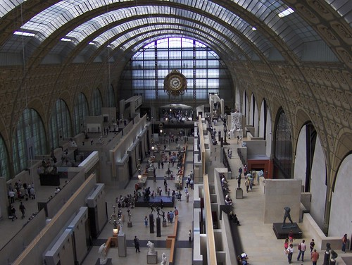 Musée d'Orsay Main Gallery