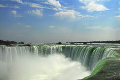 Niagara Falls (mischiru) Tags: mist ontario canada fall wow niagarafalls waterfall fantastic day merci niagara clear 1000views faved thesource blueribbonwinner supershot nikonstunninggallery abigfave anawesomeshot superbmasterpiece beyondexcellence diamondclassphotographer flickrdiamond ysplix gianticwaterfall