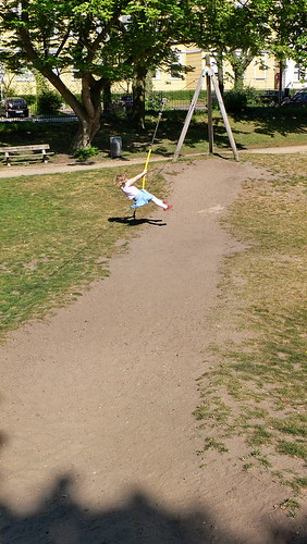 Lohmühlenpark in Hamburg Sankt Georg