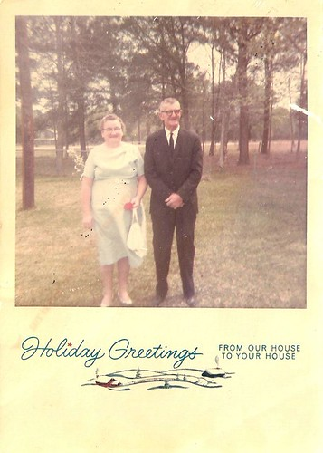 Aunt Ida and Uncle Jack, 1967