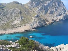 Onde guardo o meu barco ;) - Baia de Pollenca - Palma de Maiorca