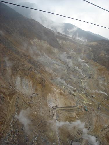 Teleférico de Hakone