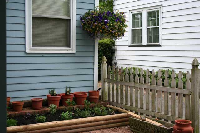 Herb Garden - done