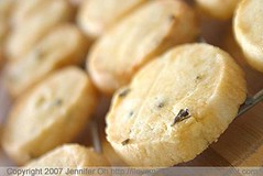 Lemon Lavender Sables