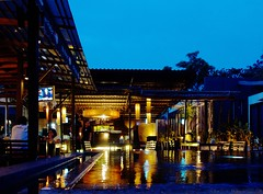 """The Pool"" restaurant & bar (AraiGodai) Tags: food bar dinner restaurant interesting outdoor explore thaifood thepool themerestaurant araigordai kasetnawaminroad raigordai araigodai"