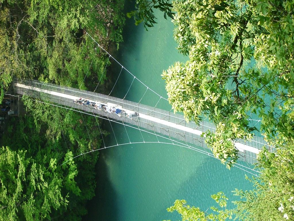 Bridge over Ooigawa 1