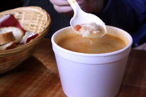 lobster-soup