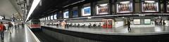 Paris_RER_Etoile1.1- (brunoboris) Tags: paris station ads underground metro platform transit josephine vendingmachine transportencommun quai commuterrail ratp rer catenary pantograph placedeltoile rera toile charlesdegaulletoile charlesdegaulleetoile catenarystructure