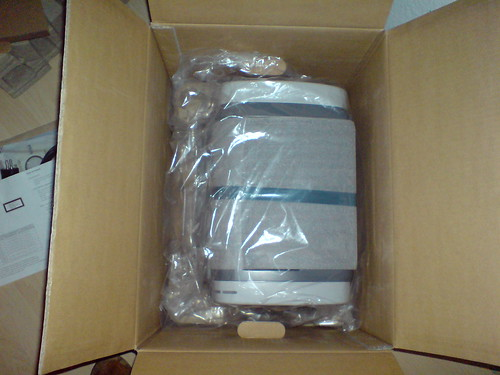 Epson EPL-6200L unwrapping 03