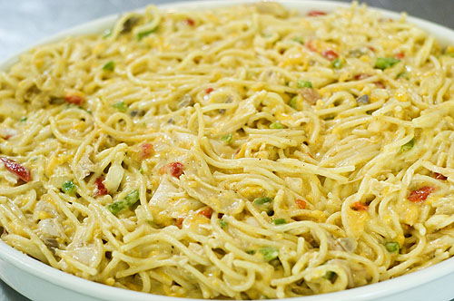 Chicken Spaghetti | The Pioneer Woman Cooks | Ree Drummond