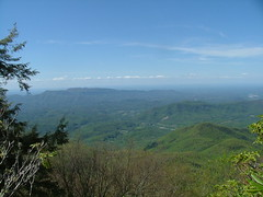 View from Snake Den Mountain