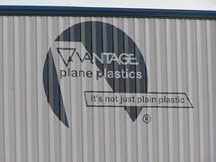 Vantage Plane Plastics