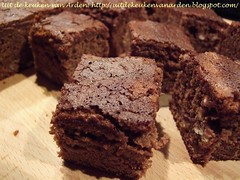 Honey-Nut Brownies