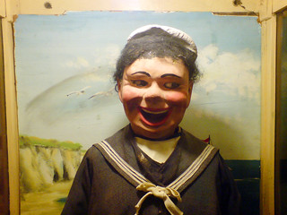 laughing sailor