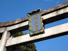 京都・城南宮53 鳥居