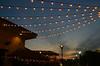 Light up the Night (olvwu | 莫方) Tags: usa bulb night orlando florida dusk shoppingmall fl jungpangwu oliverwu oliverjpwu flickrexplore explored olvwu inernationaldrive jungpang 莫方 吳榮邦
