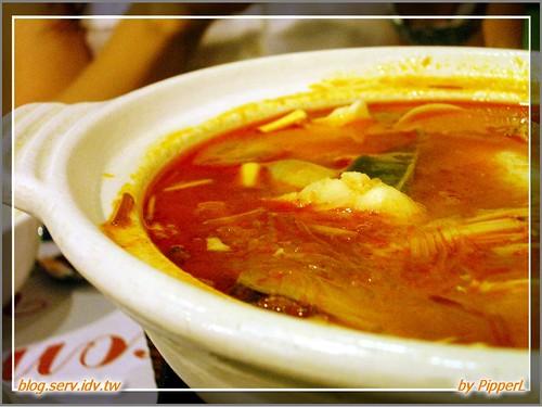 泰式酸辣海鮮飯