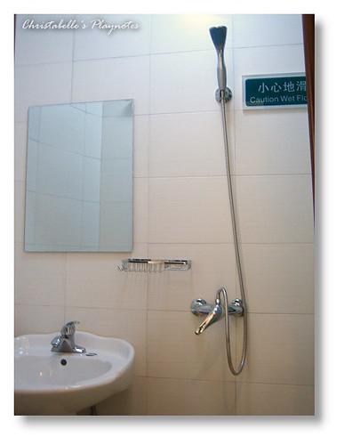 YH房間的浴室