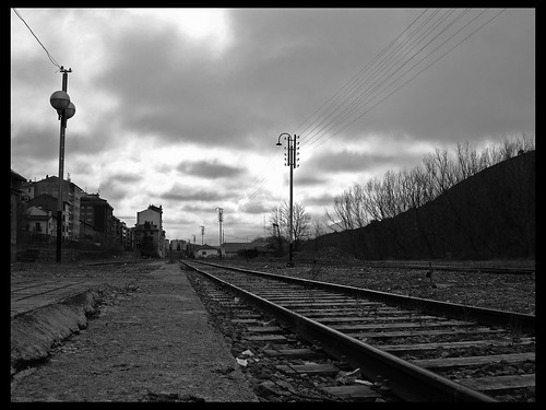 Sabiñánigo | Dead rail