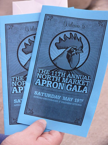 Welcome to the 11th Annual North Market     Apron Gala