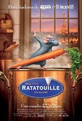 Nuevo póster y clip de 9 minutos de 'Ratatouille'