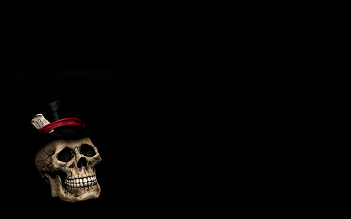 skull wallpapers. Skull Wallpaper (1440x900)