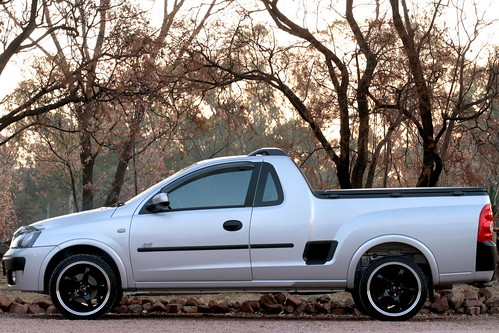 My new Vehicle Opel Corsa Utility