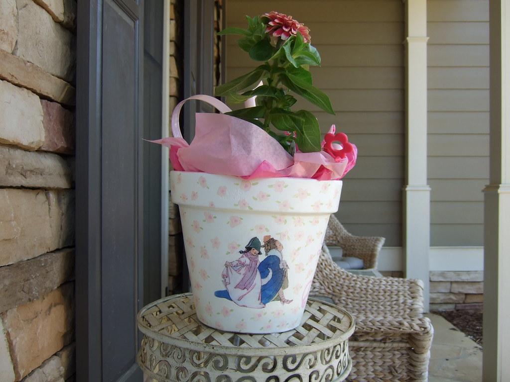 Birthday Garden Pot (version 2)
