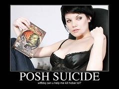 Posh Suicide