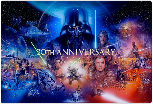 Star Wars 30th Anniversary
