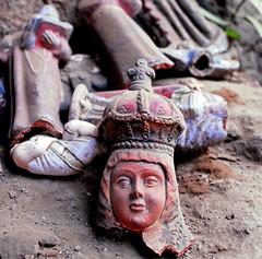 Lost City of Vasai - Mumbai - India.
