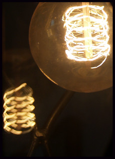 Tribute to the electric light bulb