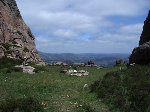 Subida o Monte Pindo
