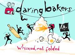 Daring Bakers Blue Logo
