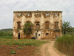 Vue de face d'El Balaas