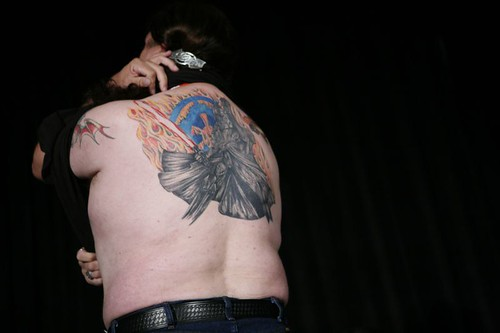 Read all about the Star Wars Tattoo Show at Celebration IV here on.