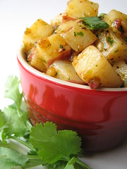 Potato Salad with Chili-Cumin Vinaigrette