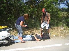 Moto Crash